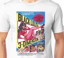 black lolita Unisex T-Shirt
