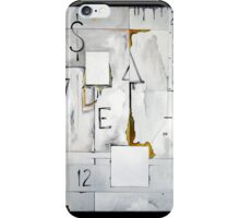 The White Noise iPhone Case/Skin