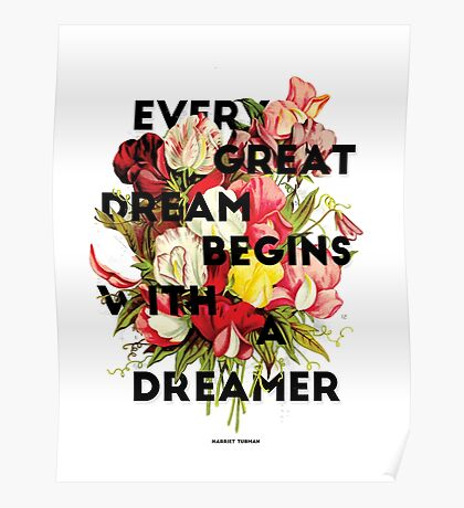 Every Great Dream, 2015 Poster