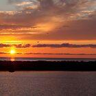 Sunset by Eunice Gibb
