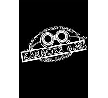 Dr. Horrible's Karaoke Bar Photographic Print
