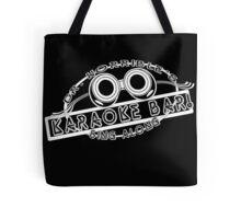 Dr. Horrible's Karaoke Bar Tote Bag