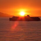 BC Sunset by Eunice Gibb
