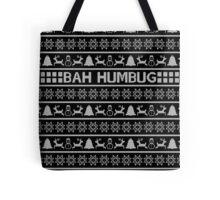 Bah Humbug Christmas Jumper Tote Bag