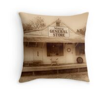 Mauzy General Store Throw Pillow
