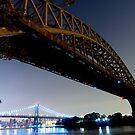 Hell Gate Bridge by briceNYC