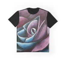 muted rose Graphic T-Shirt