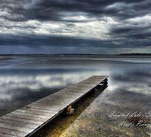 Tuggerah Lake by kristie penny