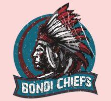 Bondi Chiefs One Piece - Long Sleeve