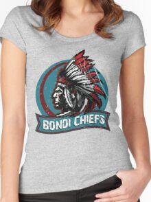 Bondi Chiefs Women's Fitted Scoop T-Shirt