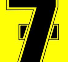Barry Sheene Racing Number Sticker