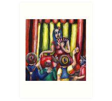 Lola Montez Art Print