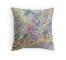 A Little Piece of the Meadow Throw Pillow