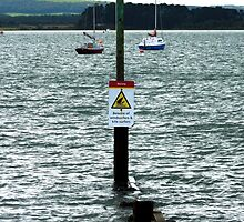 Windsurfer Warning by jonvin