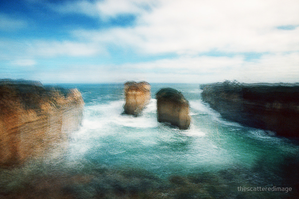 Ghosts of the shipwreck coast by thescatteredimage