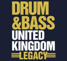 Drum & Bass United Kingdom Legacy  by DropBass