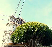 Western Addition - San Francisco by Federica Gentile