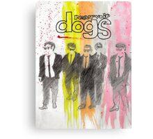 Resevoir dogs Canvas Print