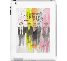 Resevoir dogs iPad Case/Skin