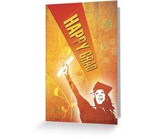 Graduation #1 Greeting Card