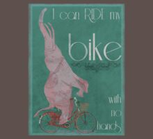 I Can Ride My Bike With No Hands T-Shirt