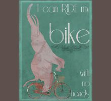 I Can Ride My Bike With No Hands Unisex T-Shirt
