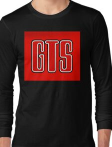 Holden GTS Graphic Shirt Long Sleeve T-Shirt