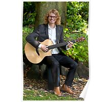 Ben Powell - Guitarist Poster