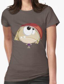 Little Girl Womens Fitted T-Shirt