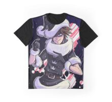 Sora in Christmas Town Graphic T-Shirt