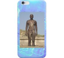 IPHONE CASE - Iron Man of Crosby ('Another Place') No. 47 iPhone Case/Skin
