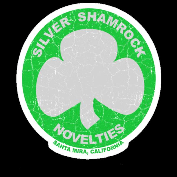 Silver Shamrock Novelties by AngryMongo