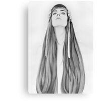 vallivana Portrait Canvas Print