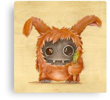Wererabbit Canvas Print