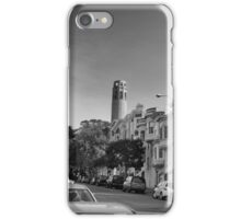 Coit Tower & Telegraph Hill iPhone Case/Skin
