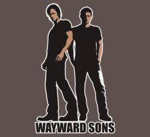 Wayward Sons by keyweegirlie