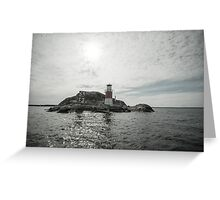 The House of Light Greeting Card