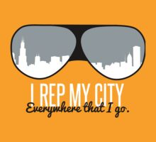 Rep Chicago Everywhere That I Go by KickAss University