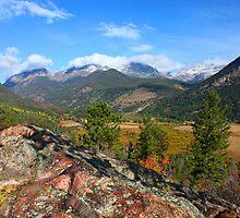 Rocky Mountains by Daniel Owens