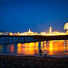 Brighton Pier by Eoghansandberg