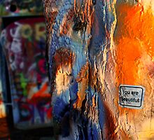 You Are Beautiful (Cadillac Ranch) by Daniel Owens