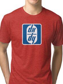 dx / dy Tri-blend T-Shirt