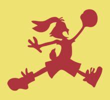 Hare Jordan [Red Logo] Kids Clothes
