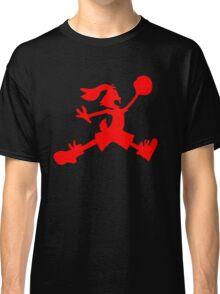 Hare Jordan [Red Logo] Classic T-Shirt