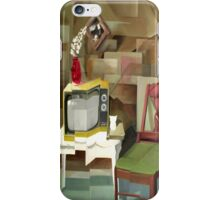 T.V. Time iPhone Case/Skin