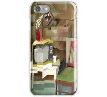 T.V. Time iPhone Case/Skin
