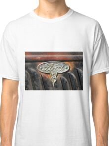 Old Ford Emblem Graphic Shirt 2 Classic T-Shirt