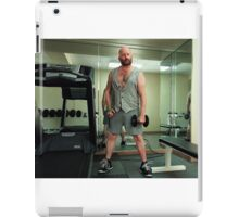 Troy -  The Workout iPad Case/Skin