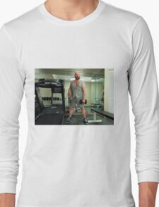 Troy -  The Workout Long Sleeve T-Shirt