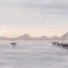 Digital Watercolour style scene by joelwilluk